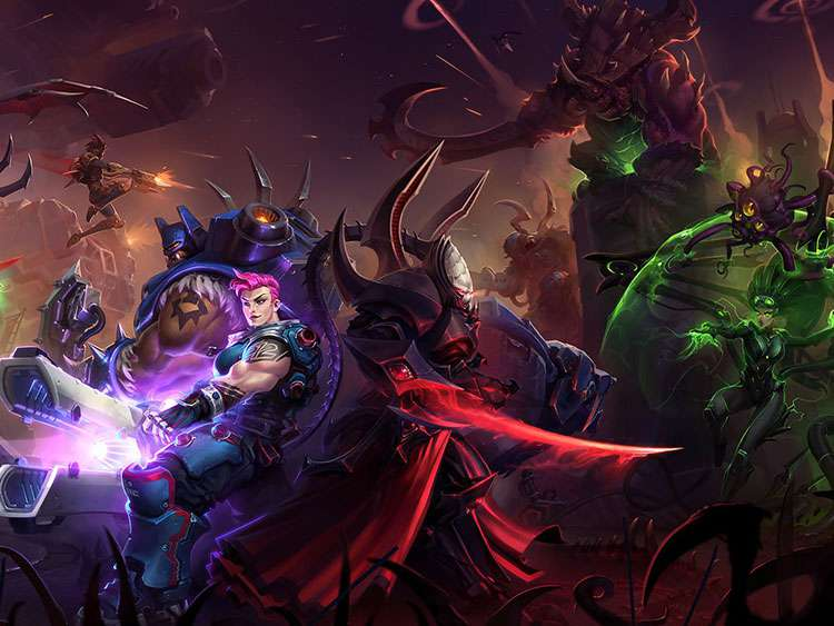 Hearthstone's Forged in the Barrens Mega Bundle to give away