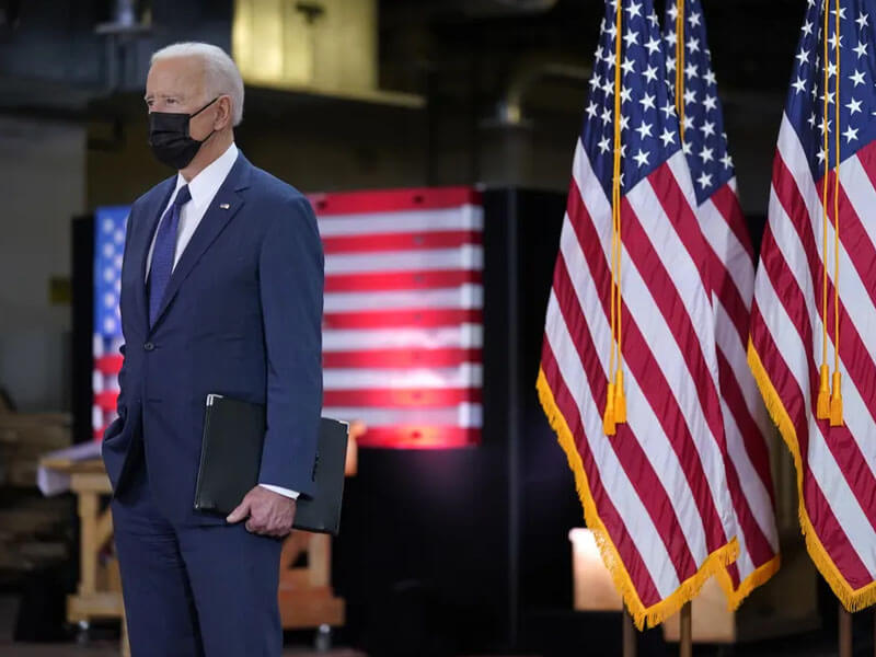 AP-NORC poll: Border woes dent Biden approval on immigration