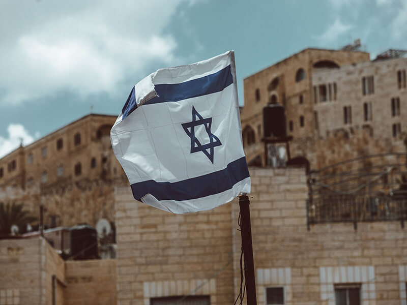 Israelis and Americans Both Are Asking, Whose Country Is This Anyway?